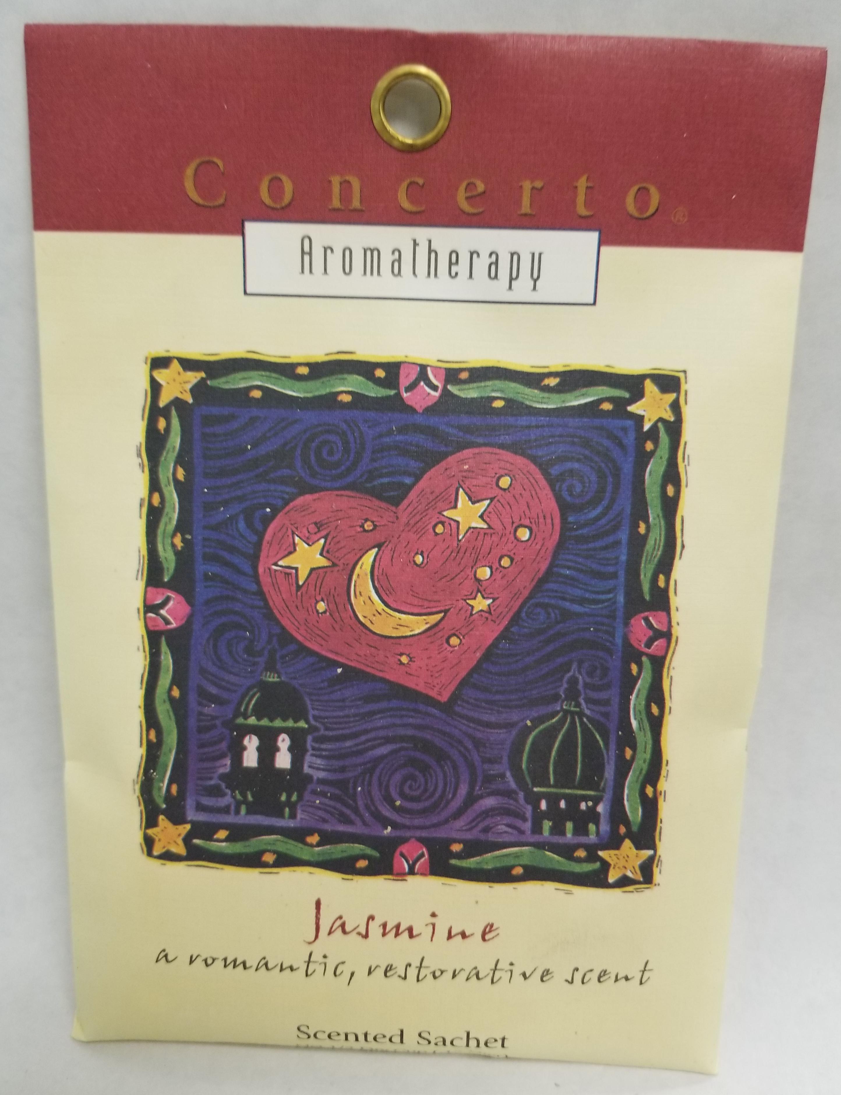 0307425 - Jasmine Aromatherapy Sachet
