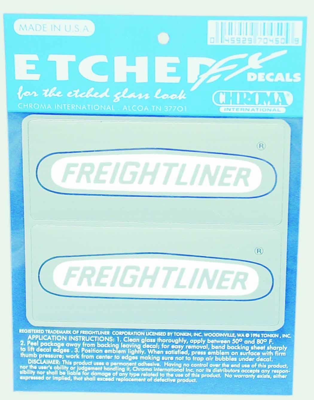 04570450 - Freightliner Etch Fx