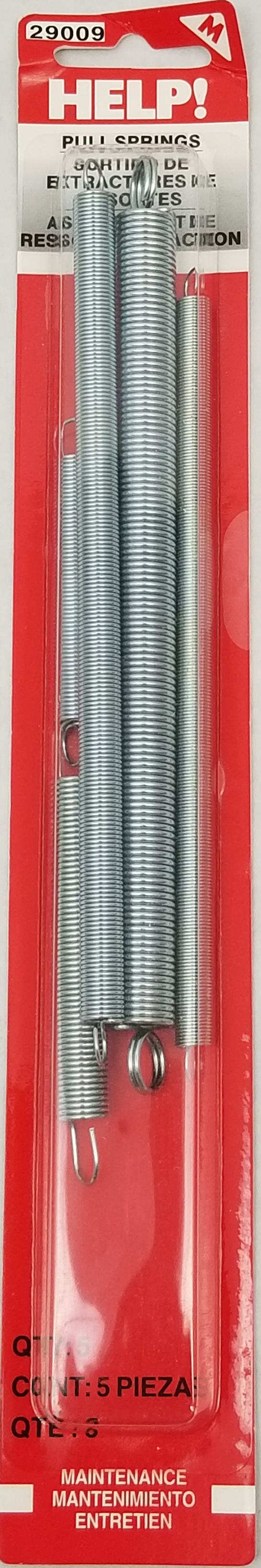 05529009 - Universal Pull Spring Assortment