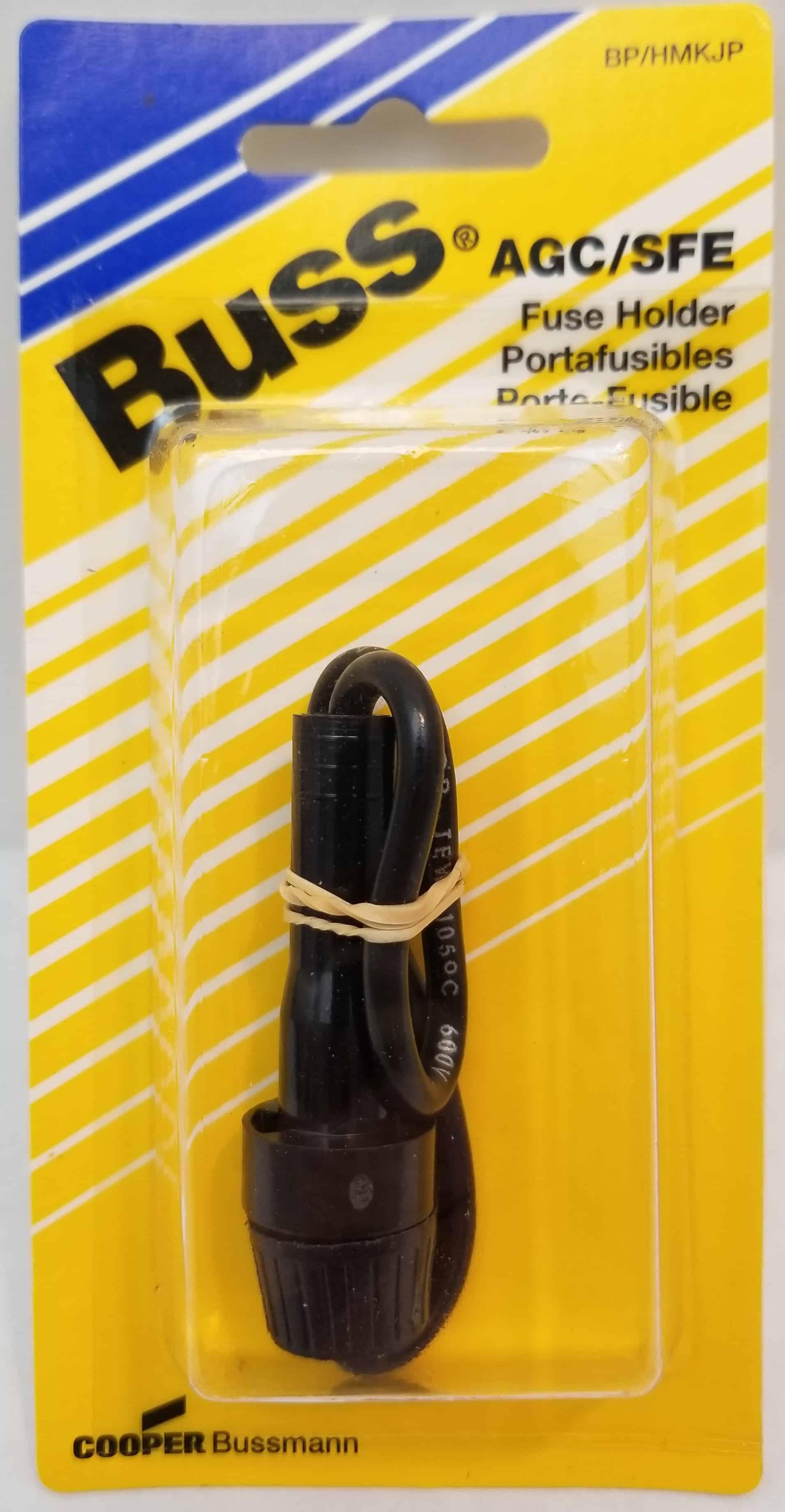 058BPHMKJP - Blister Packed Fuse Holder