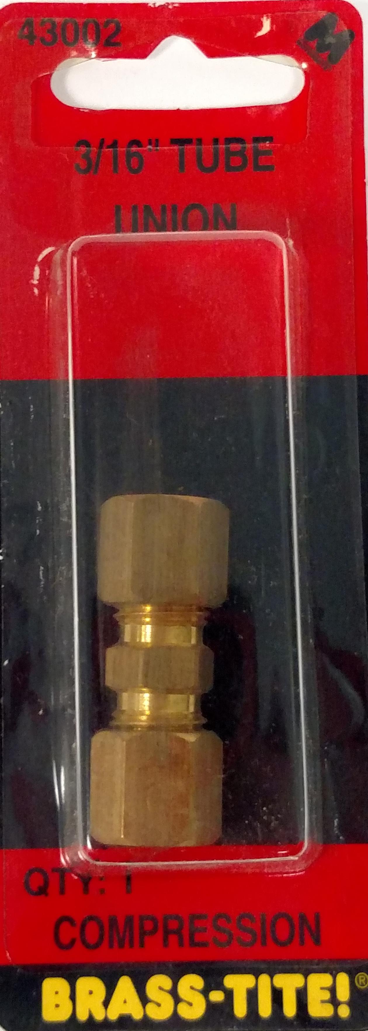 07443002 - Compression Union  (Brass)