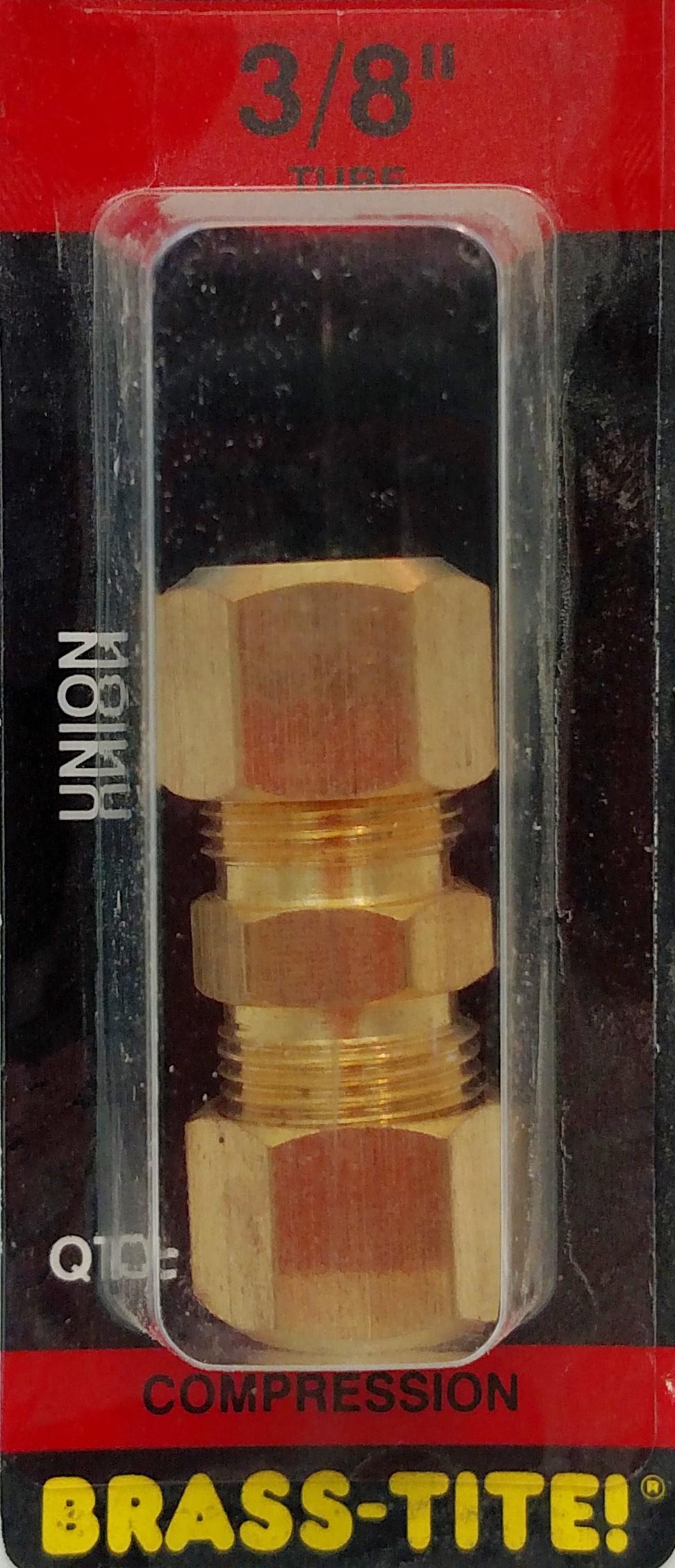 07443005 - Compression Union (Brass)