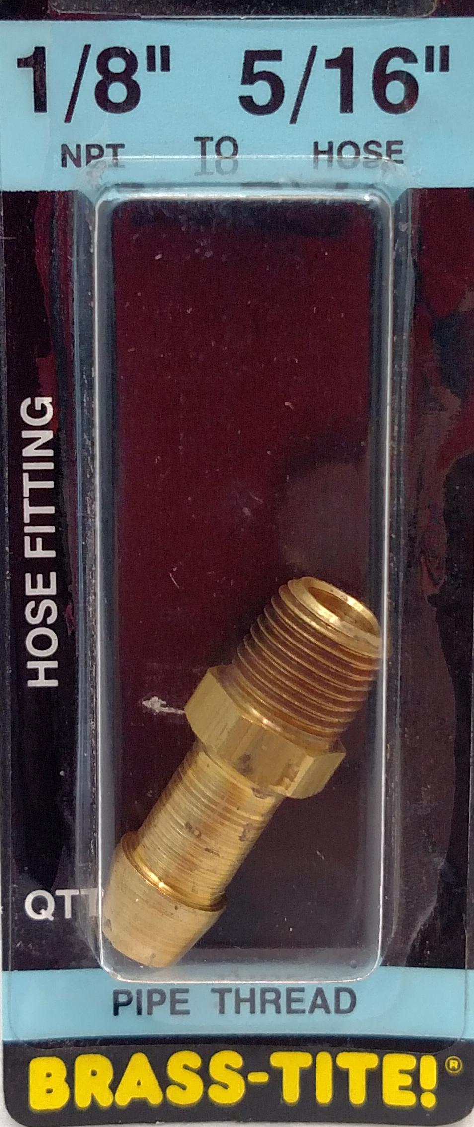 07443279 - Hose Fitting (Brass)