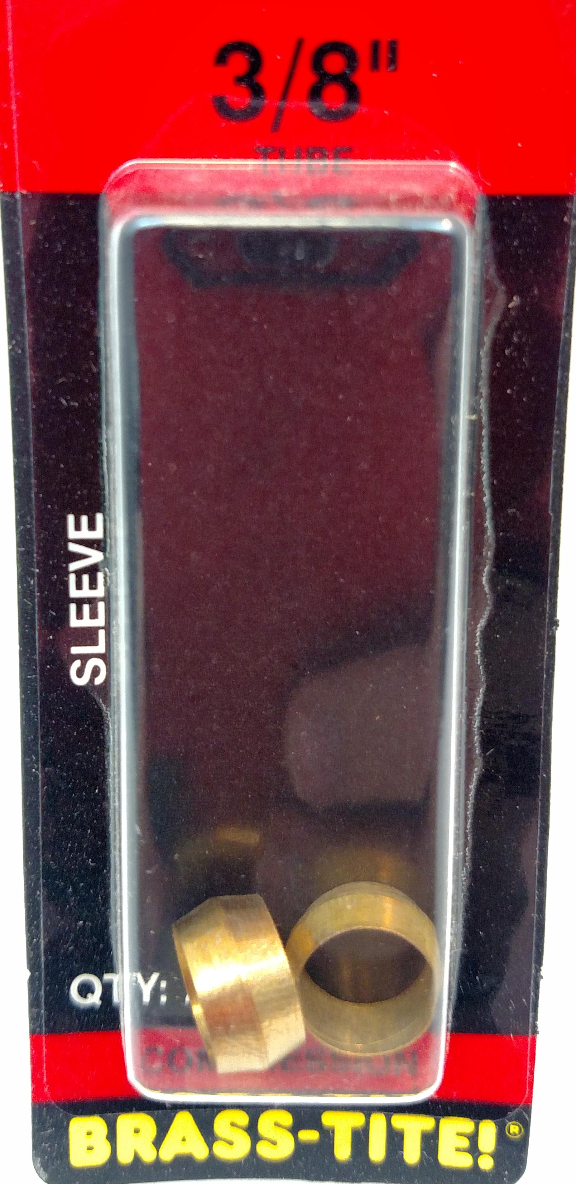 07443328 - Compression Sleeve (Brass)