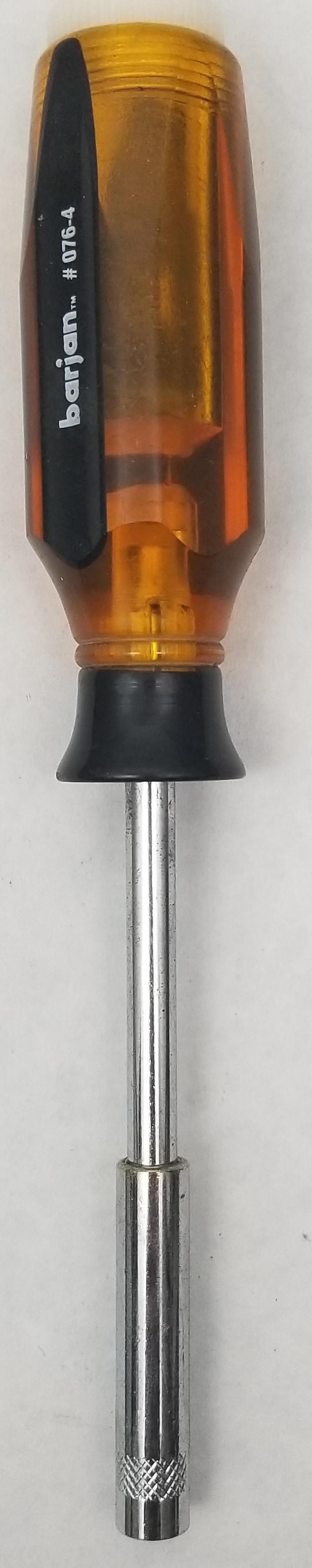 0764 - Torx Style Screwdriver w/4 Tips