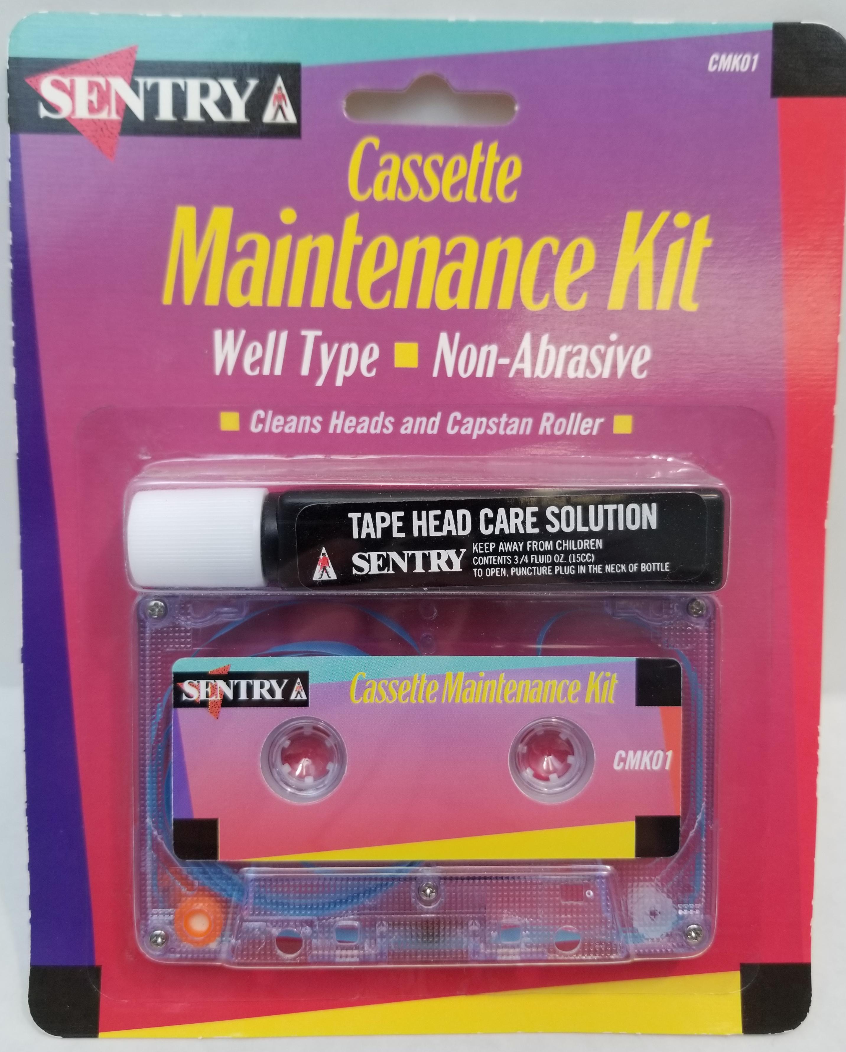 29001 - Sentry Cassette Tape Maintenance Kit