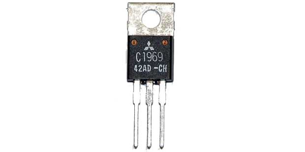 TDA1905 - Uniden Linear I.C. - Sgs