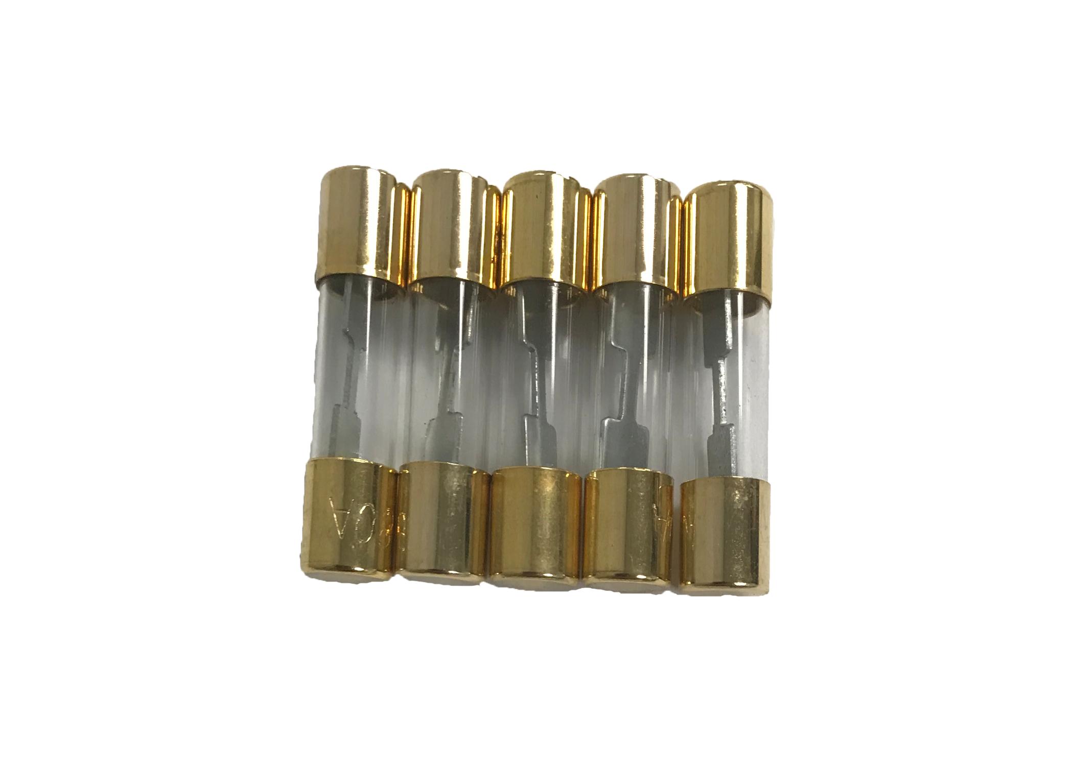 AGUG80 - 80 Amp Gold Agu Fuse ( 5 Pack )