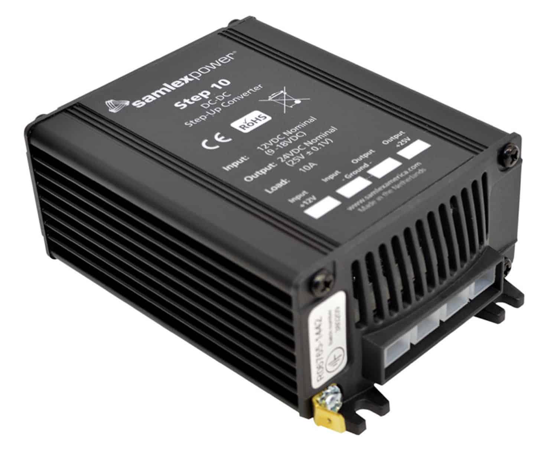 STEP10 - Samlex Step Up 10 Amp Dc Converter