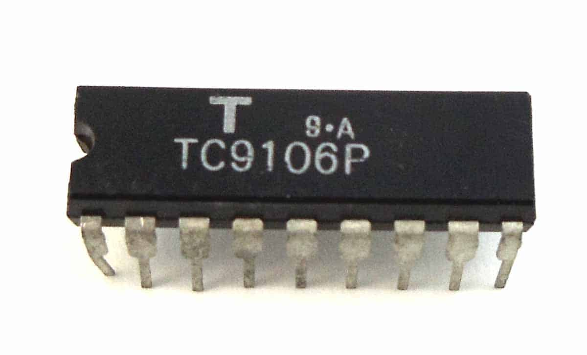 TC9106 - Linear I.C. Pll