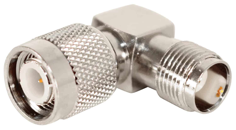 TNC35 - ProComm Right Angle Tnc-M To Tnc-F Adapter