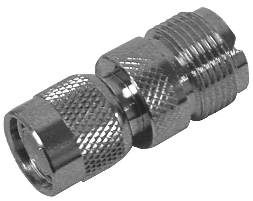 TNC40 - Twinpoint Tnc - Male To So239 Adapter