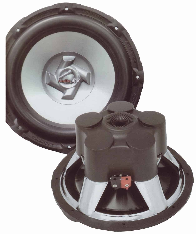 "TSAX10 - Audiopipe 10"" Poly Cone Woofer Speaker"