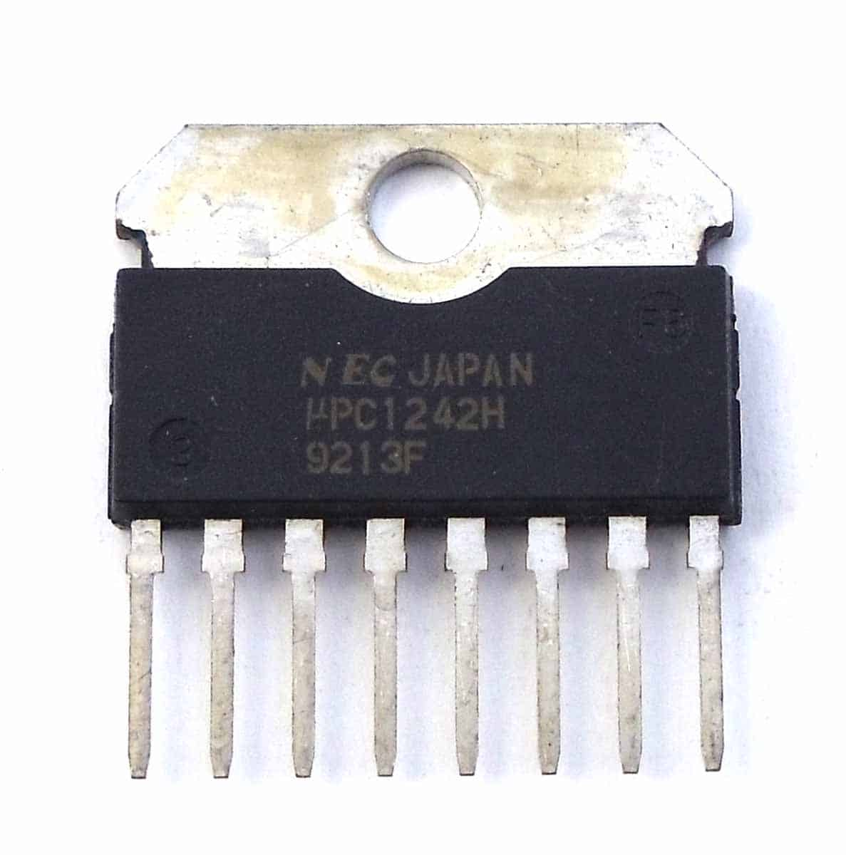 UPC1242 - Linear I.C.
