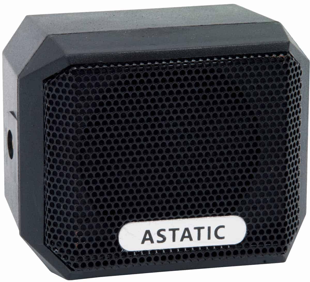 VS4 - Astatic 5 Watts 8 Ohms External Speaker with 10' Cord