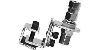 WSB4A - Firestik Swivel Bracket Widget Antenna Mount with K4A