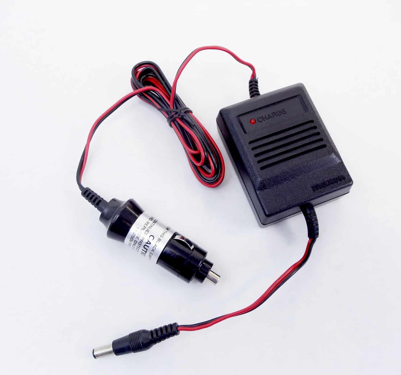 WTA5 - Maxon 12 Volt Vehicular Charger For Handheld Radios