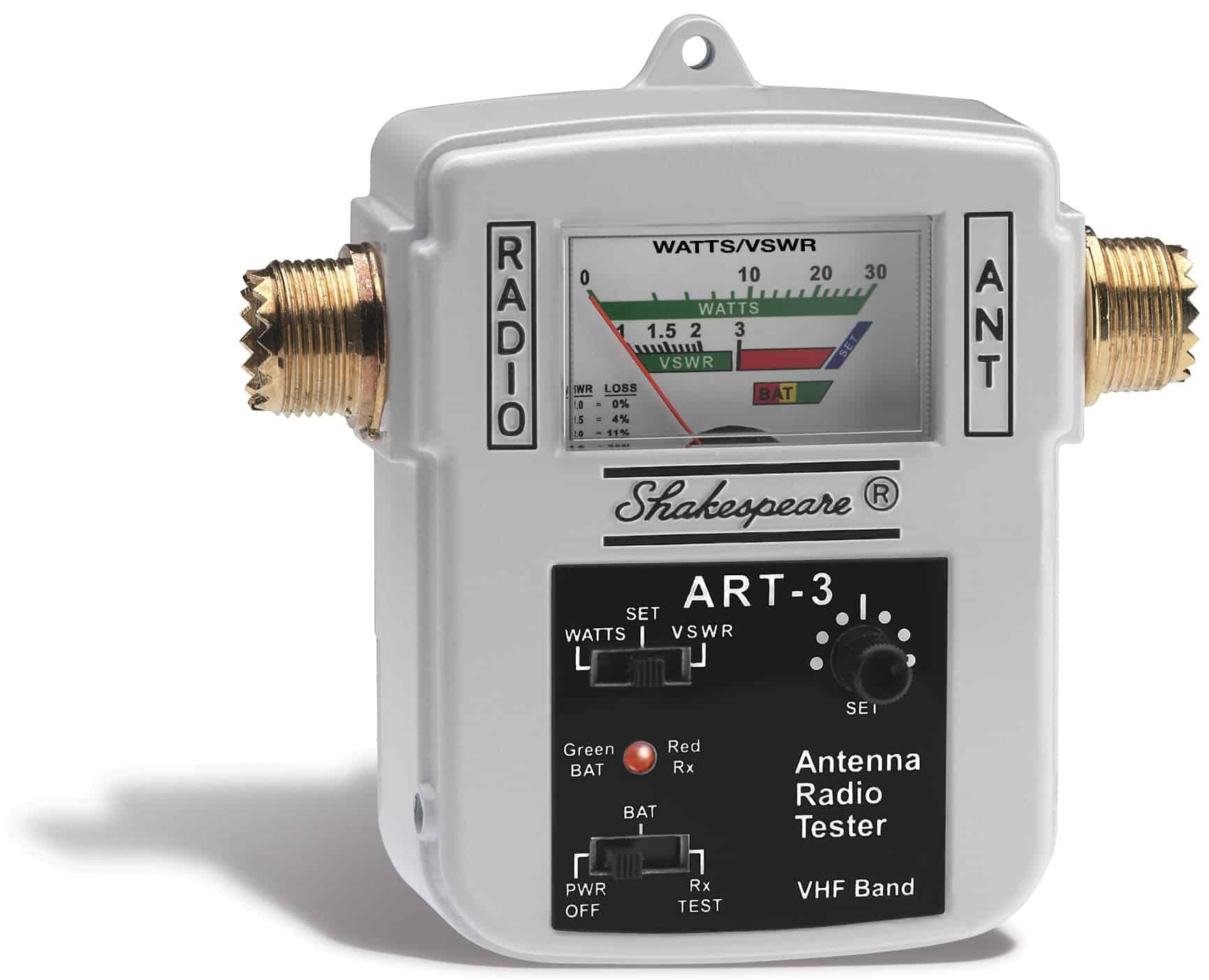 ART-3 - Shakespeare SWR Meter for VHF