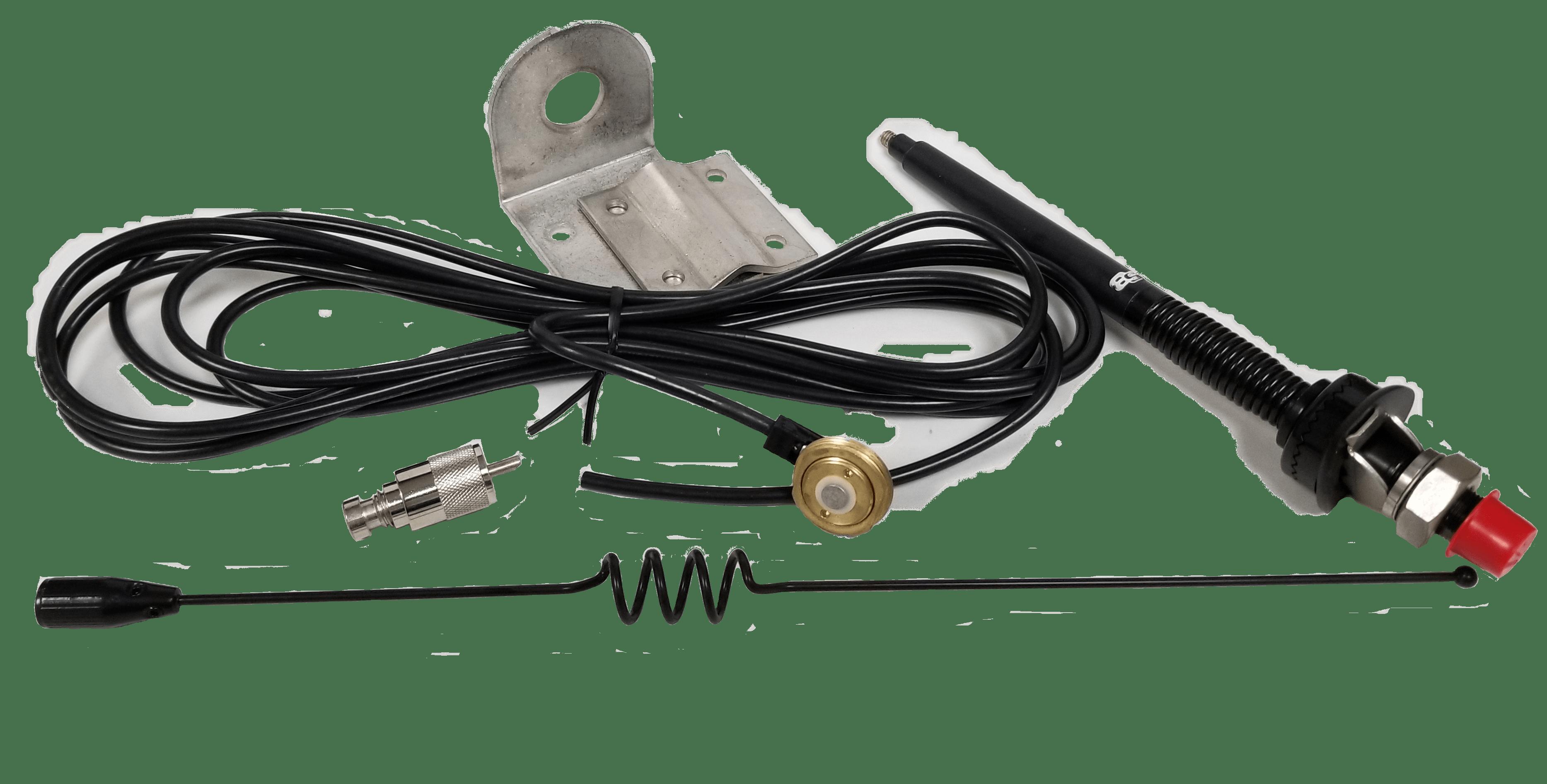 ASPD913T - Antenna Specialists 824-896 MHz Mirror Mount Antenna