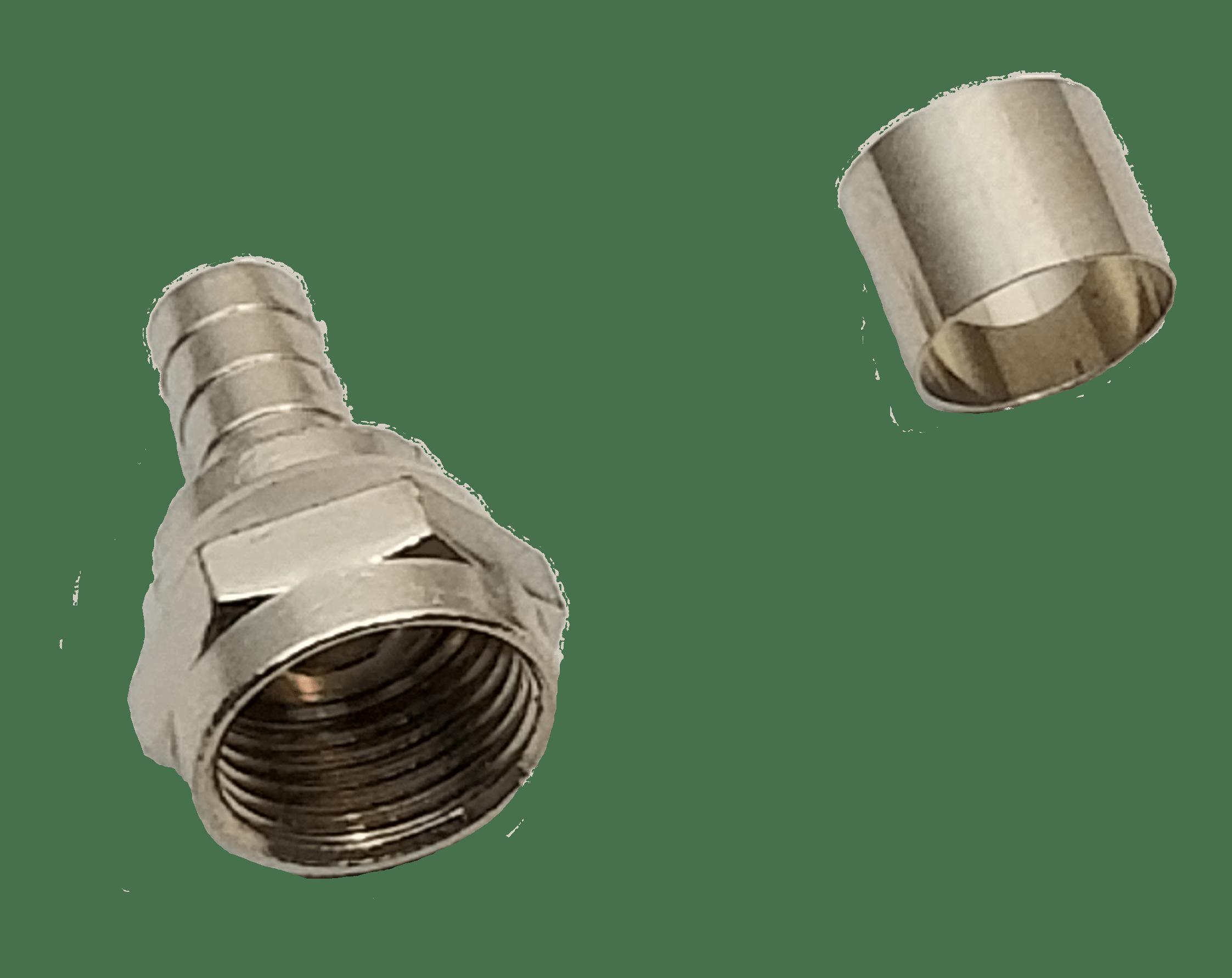 F59X - Marmat Crimp F Connector