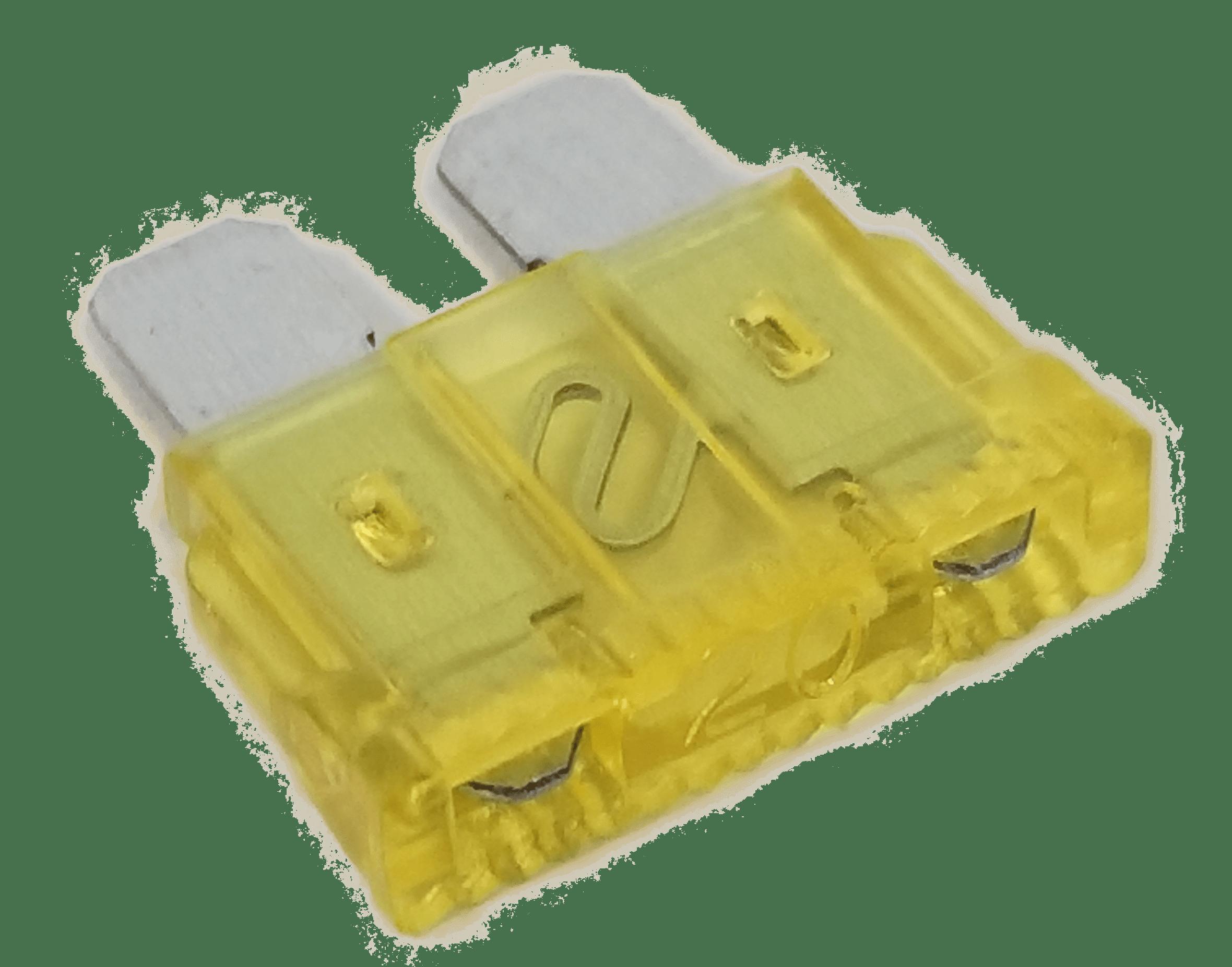 FATC20X - Marmat 20 Amp Blade Fuse (Bulk)
