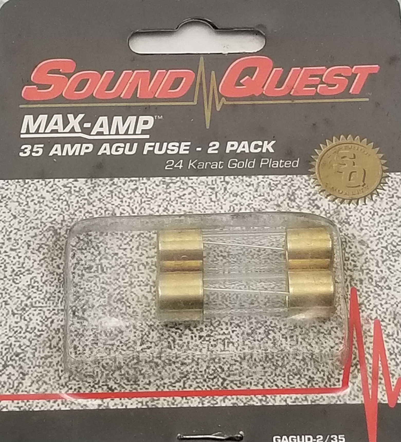 GAGUD2/35 - Soundquest Gold 35 Amp Fuse