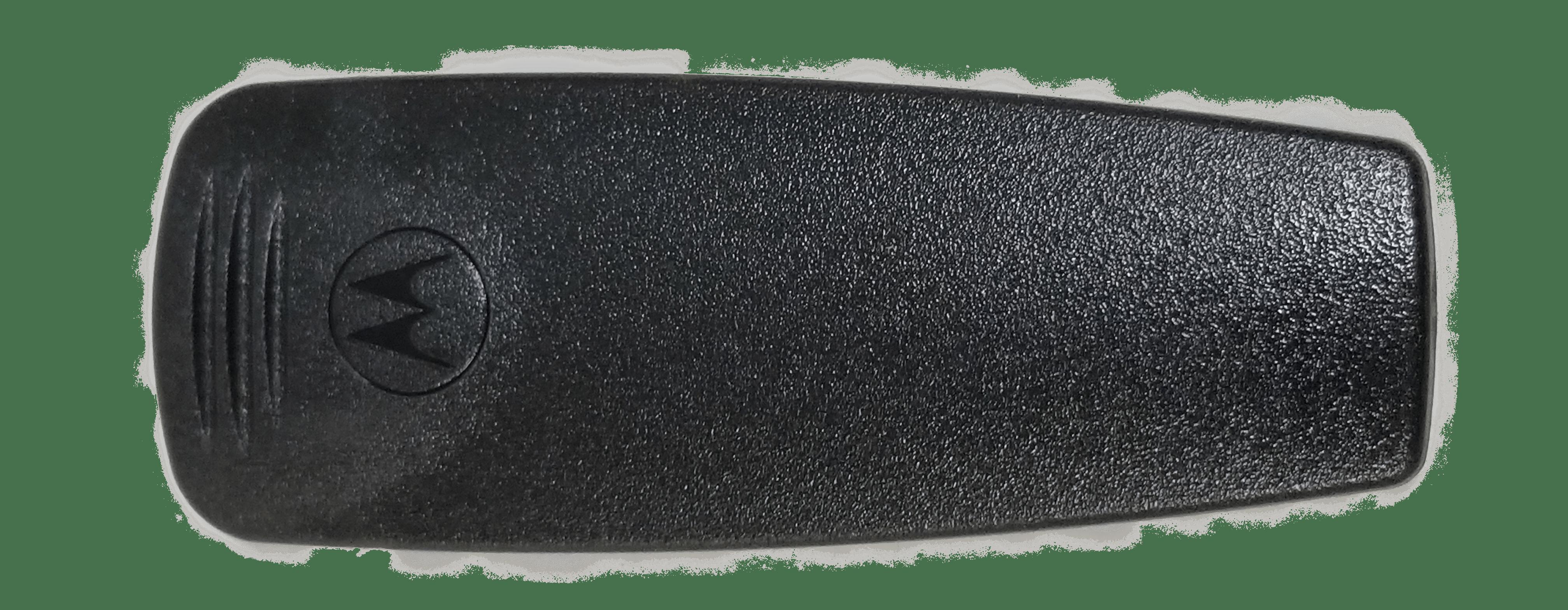 "HLN9714A - Motorola 3"" Spring Belt Clip For AX Series Radios"