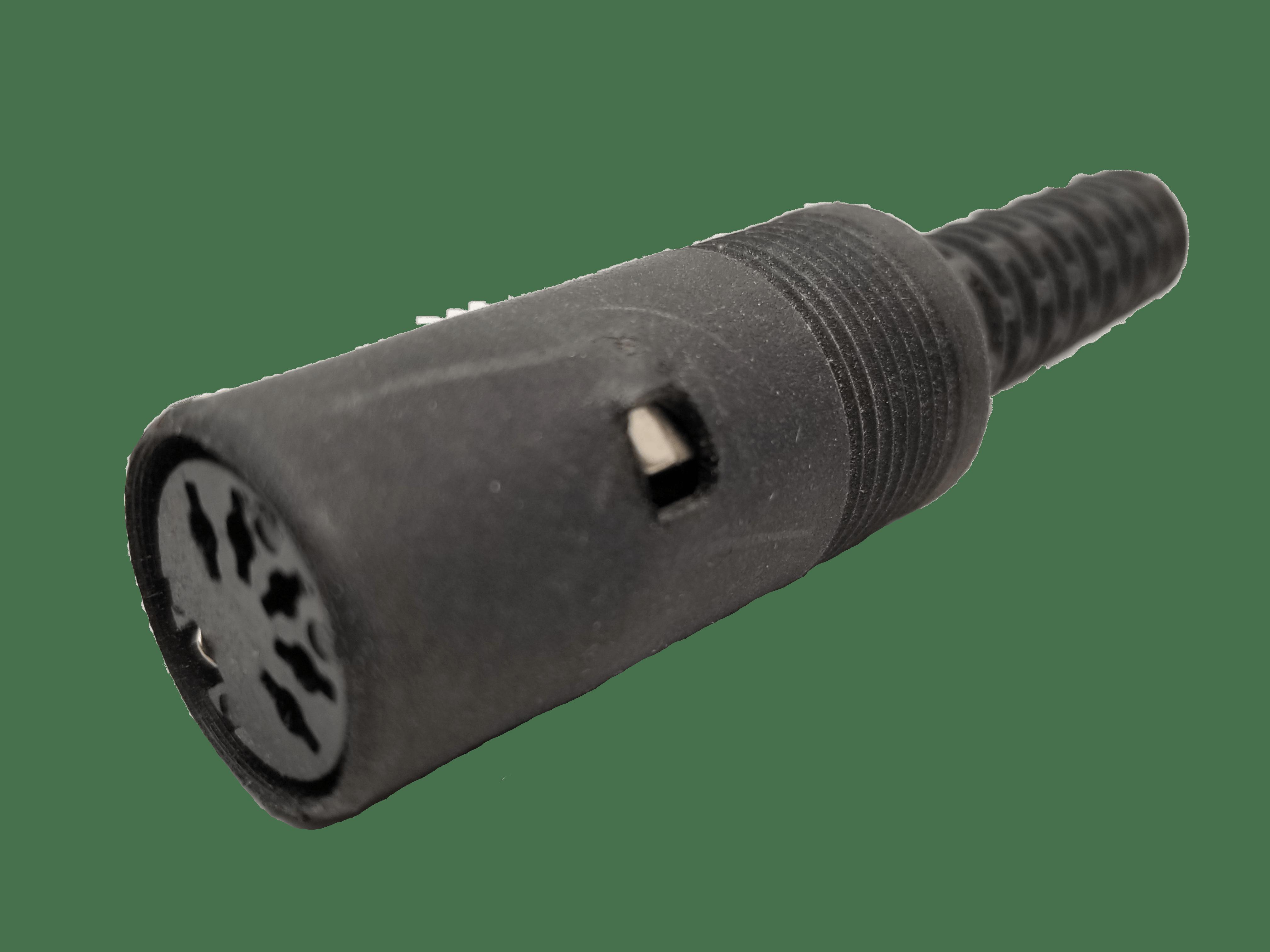 J15D - Marmat Inline 5 Pin Din Jack