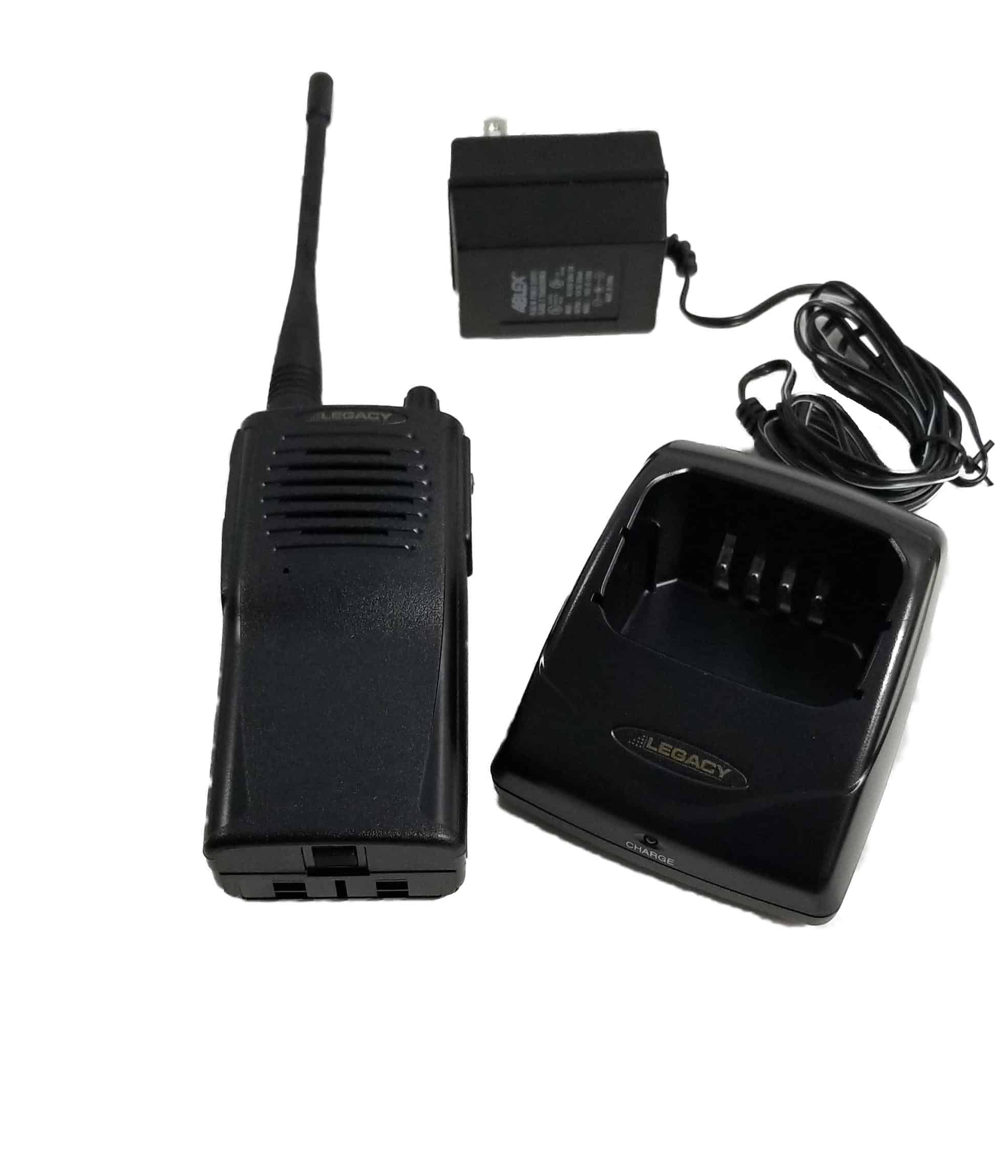 PL2245 - 2 Watt 2 Channel Uhf Radio with Drop In Charger