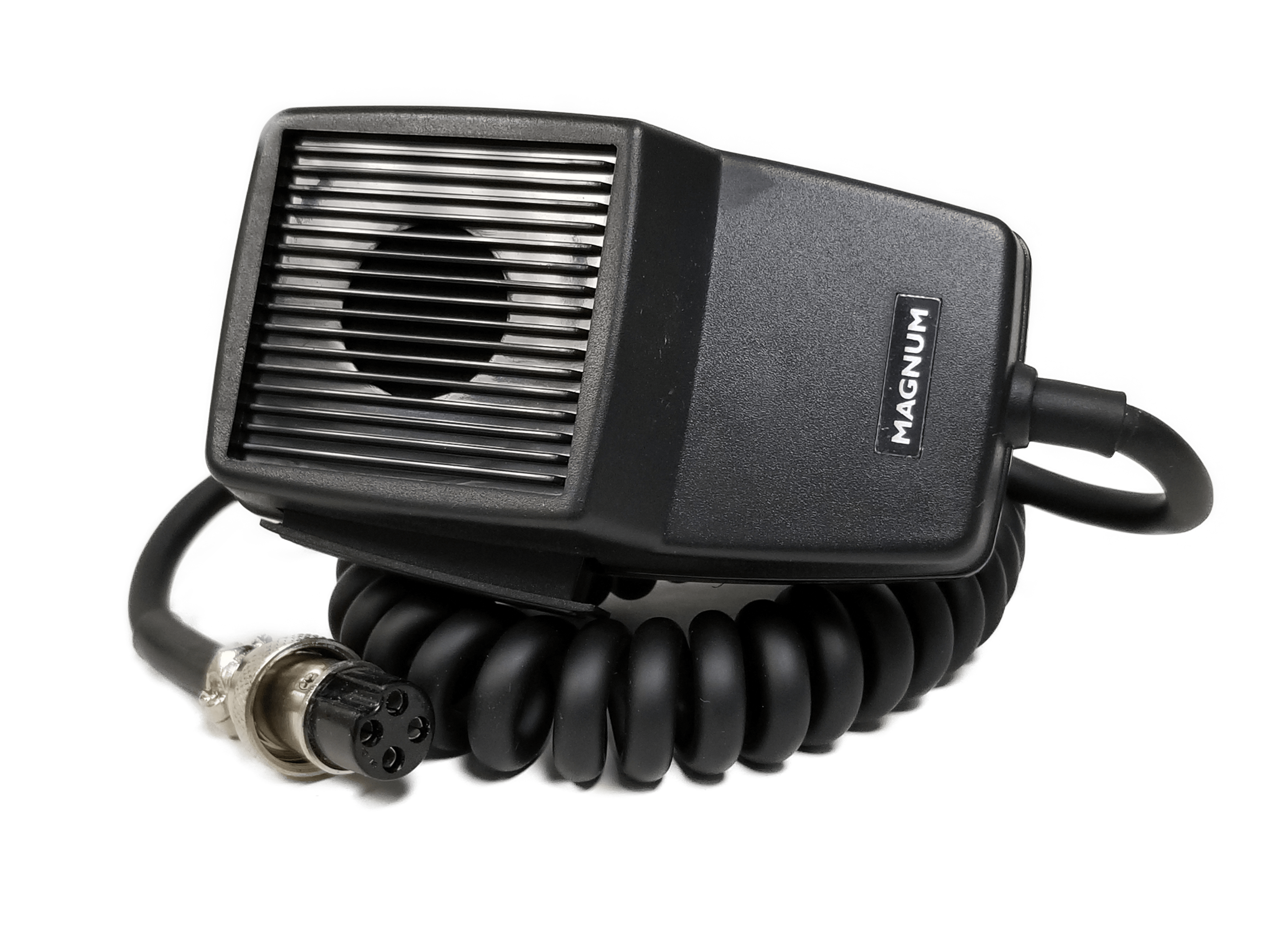 MAGSMIC - Magnum 4 Pin Dynamic Microphone For S3 & S6 Nitro Radios