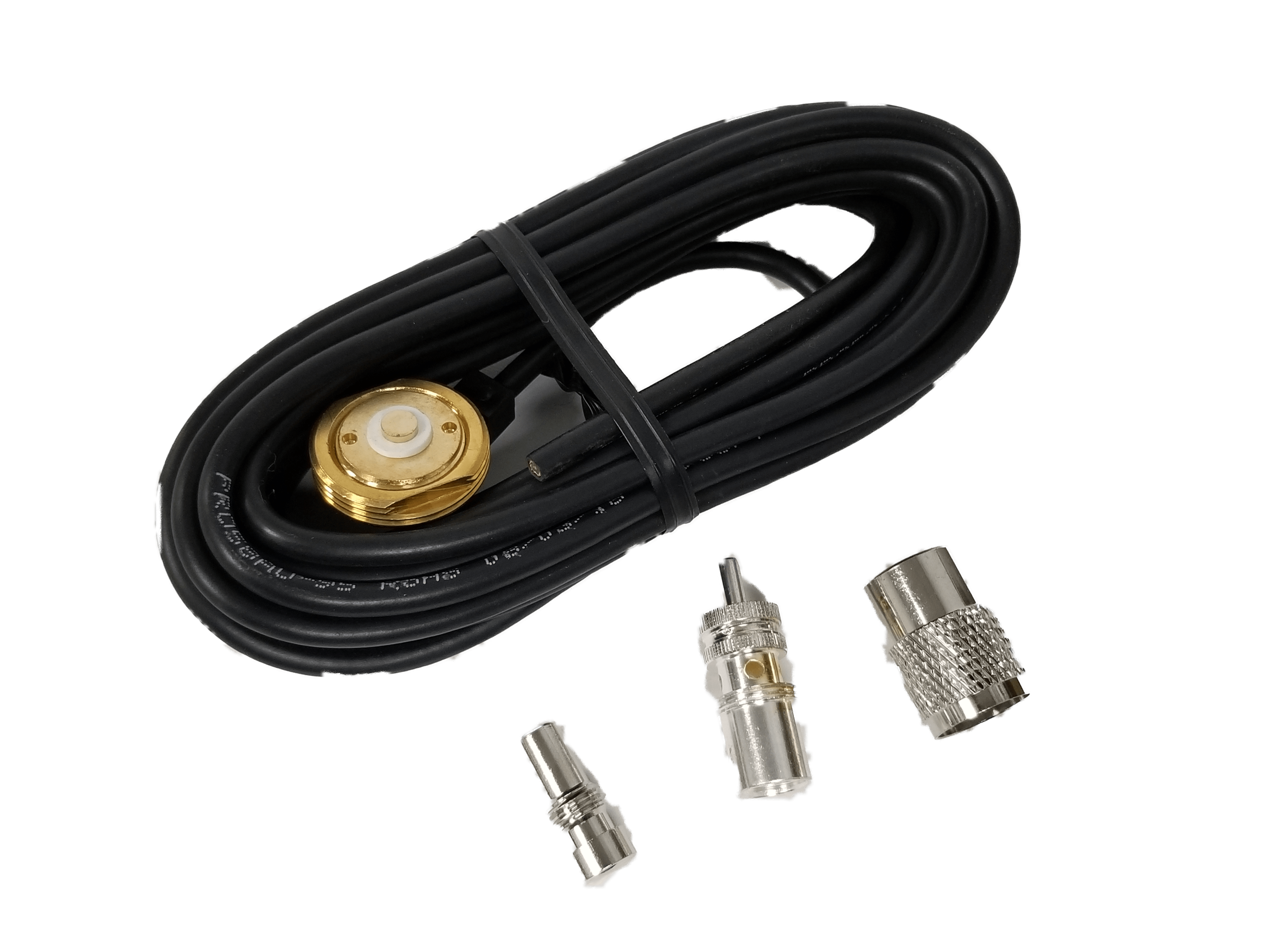 MSM17LPL - ProComm Nmo Style 17' Coax W/ Unsoldered Pl259