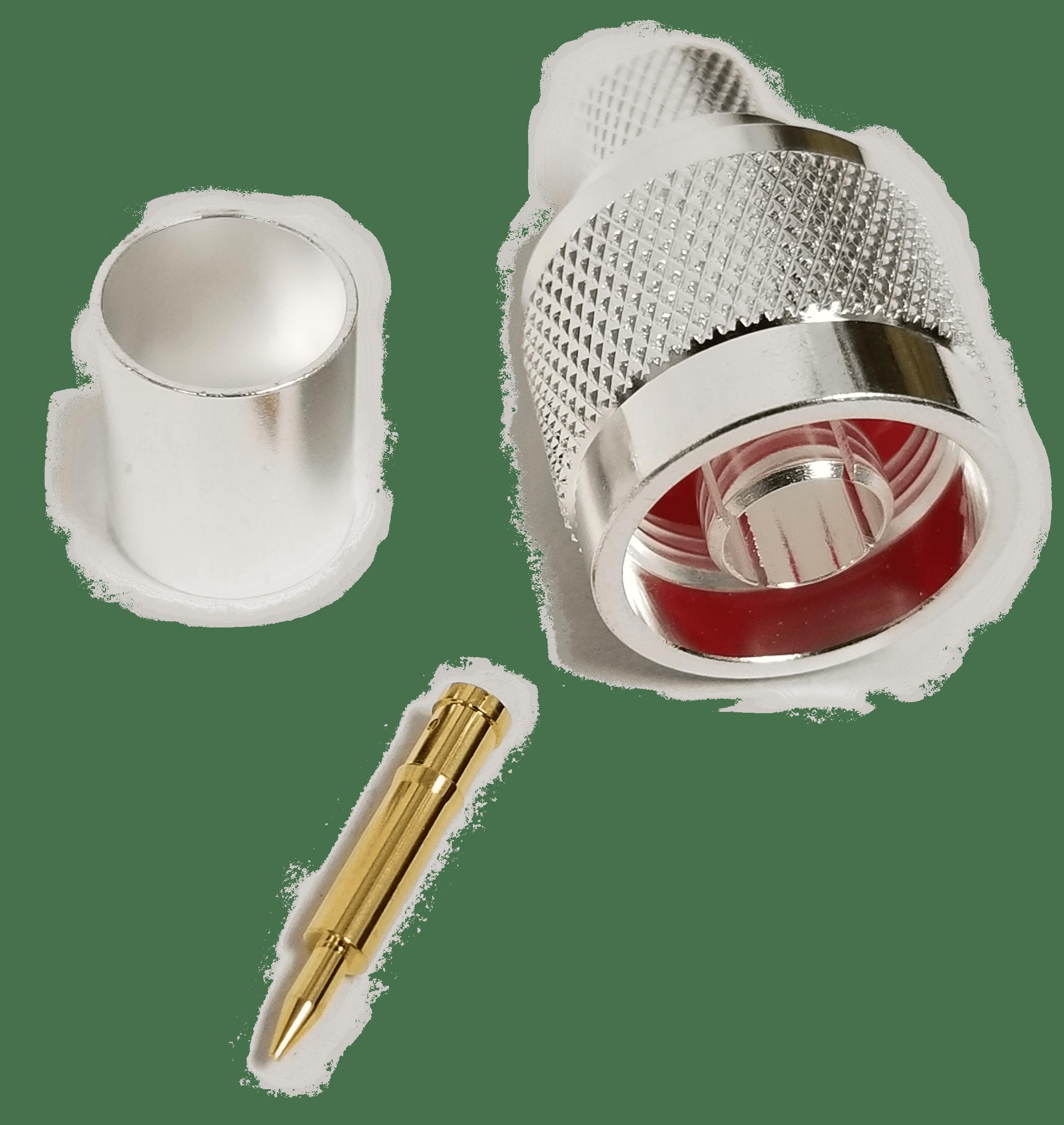 N-01 - ProComm N Male Connector Style For Rg8U Coax