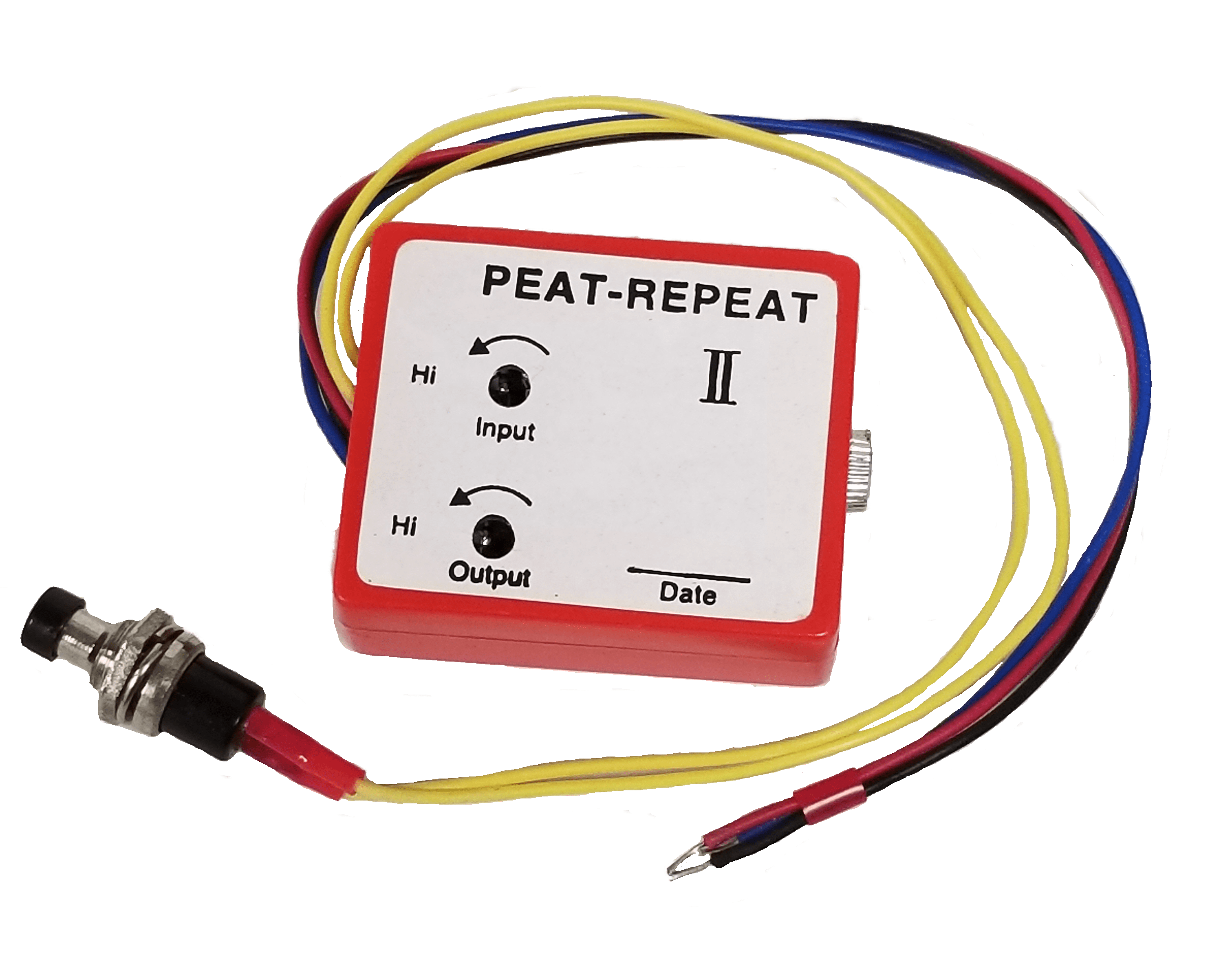 PP2 - Twinpoint Peat / Repeat Sound Module With 60 Second Record