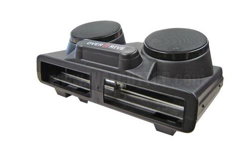 PSS1 - Twinpoint Plastic Slipseat Box with Speakers
