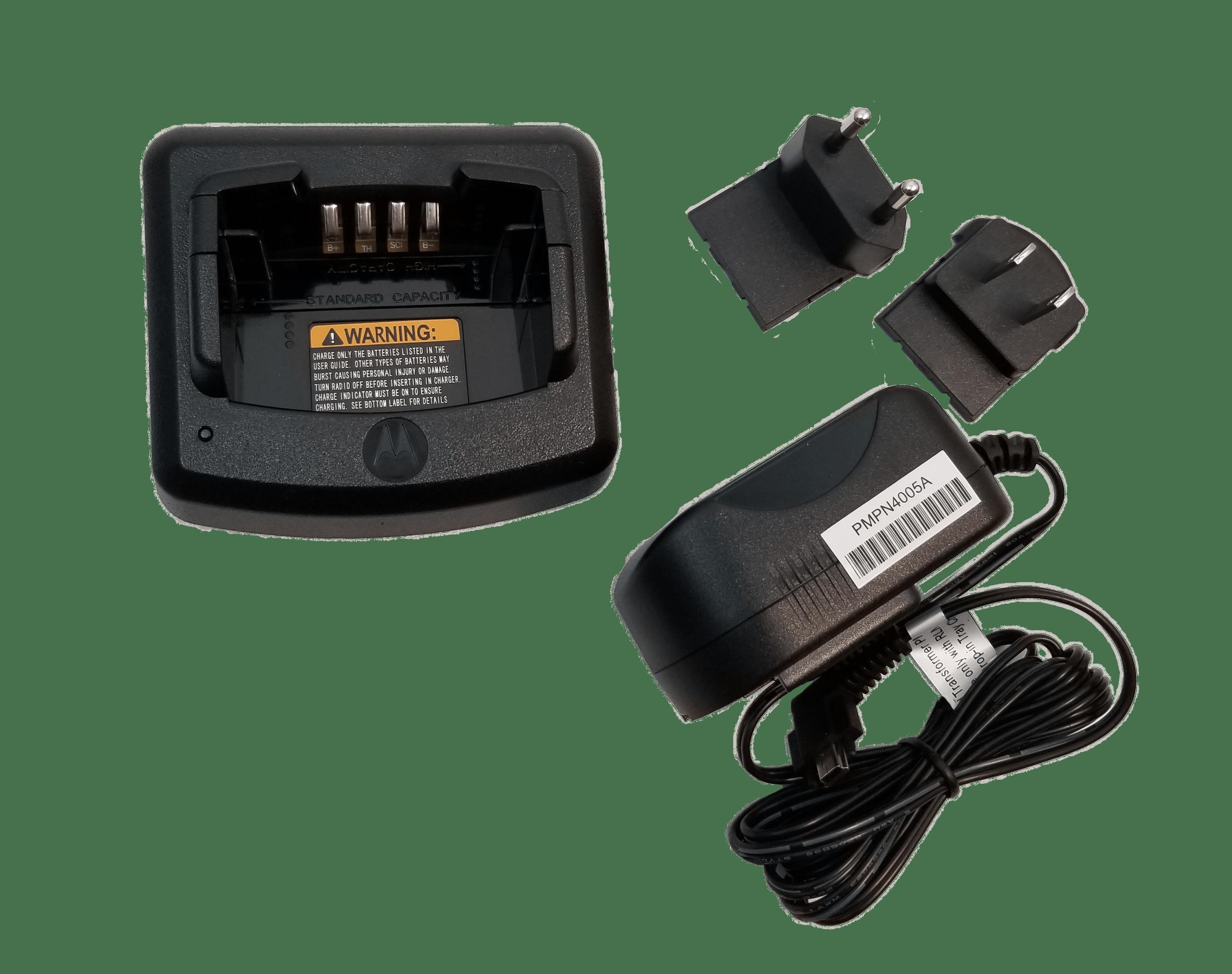 RLN6304 - Motorola 2 Hour Rapid Charging Kit For Rdx Radios