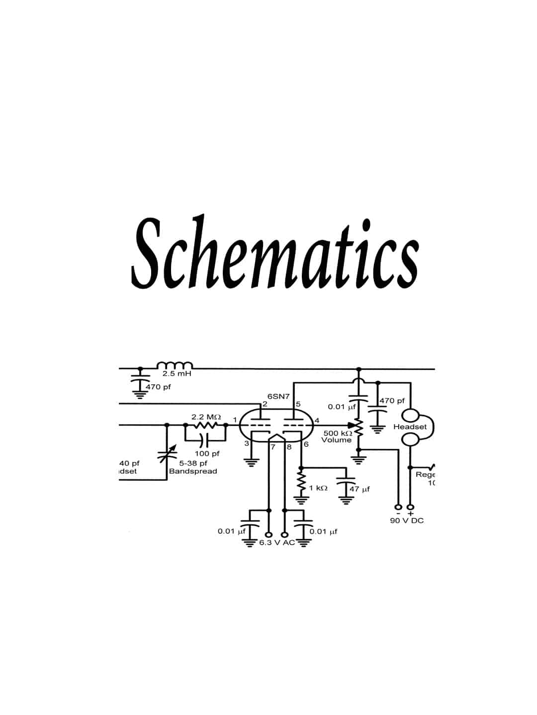 SCHMCB45W - Maxon Schematic For Maxon Mcb45W