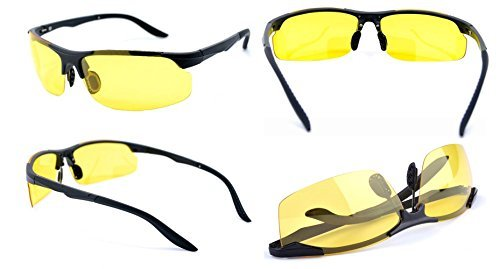 11311001 - Night Vision Driving Glasses (Sold Each)