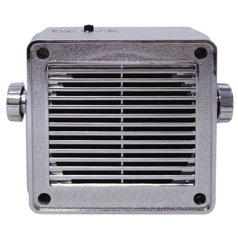 """21404BCX - 3"""" Chrome External Speaker (Bulk)"""