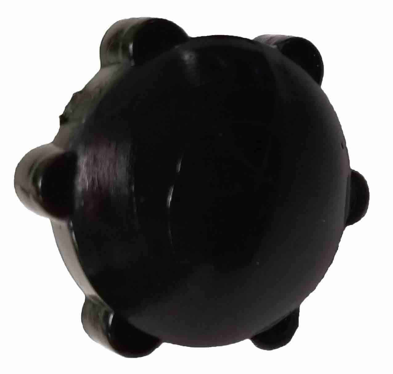 300464 - Universal 4mm Plastic Replacement Side Knob