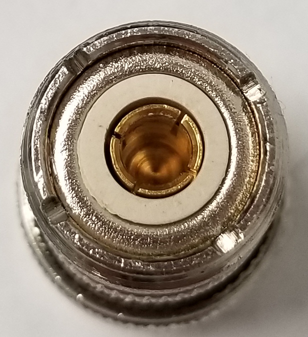 403002 - Twinpoint N Male Plug To SO239 Adapter