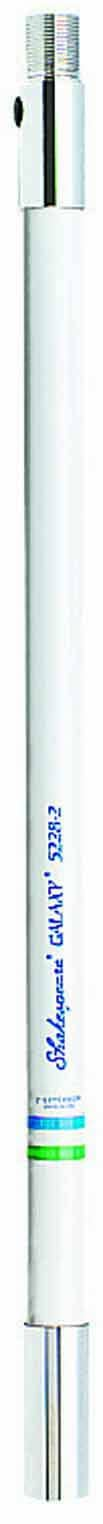 """5228-2 -  SHAKESPEARE - Galaxy 2' Heavy Duty Extension Mast With Upper/Lower 1""""-14 Threads For Marine Applications"""