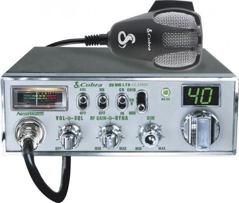 C25NWLTD - Cobra® CB Radio With NightWatch