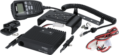 CMX760 - Uniden All In Handset Off-Road Compact CB Radio with Weather