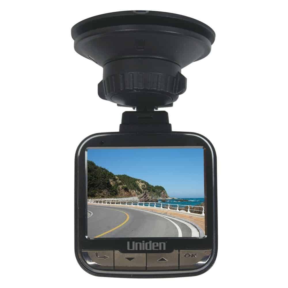 DC2 - Uniden 1080p Full HD Dash Cam