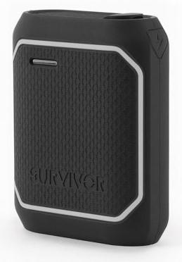 Griffin Survivor Rugged Power Bank Battery, 10,050 mAh - 3 Color Options