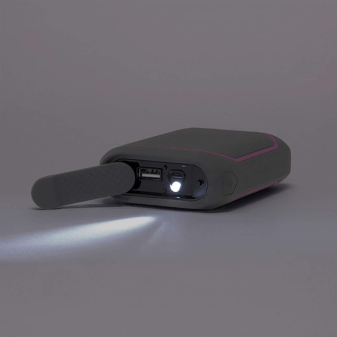 GC42500-XX - Griffin Survivor Rugged Power Bank Battery: 10,050 mAh Color: 3 Color Options