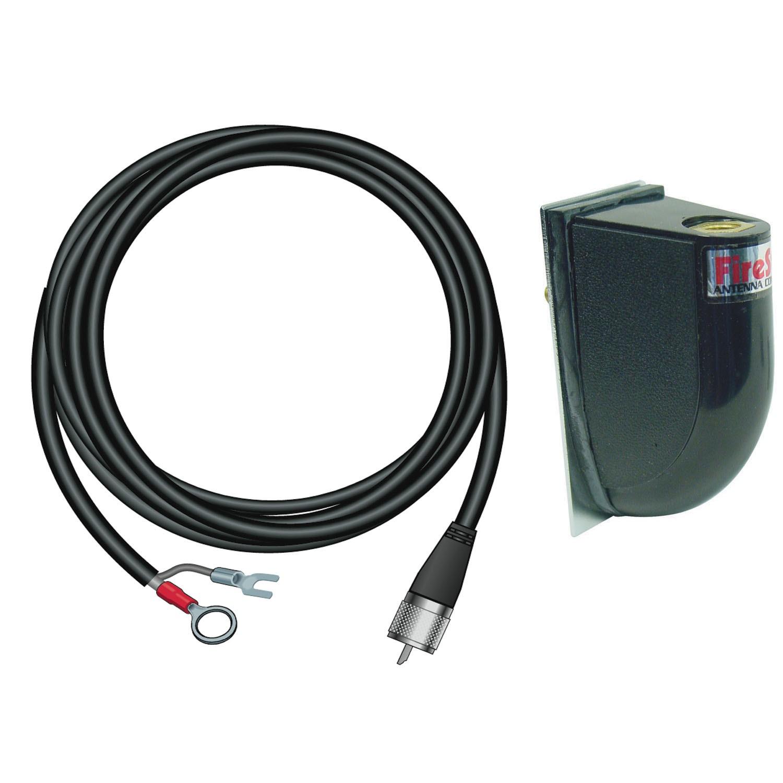 MKM2 - Firestik Molded Side Antenna Mount Kit