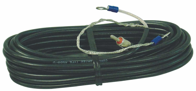 PL25XJM - ProComm 25' RG58U Coax Cable