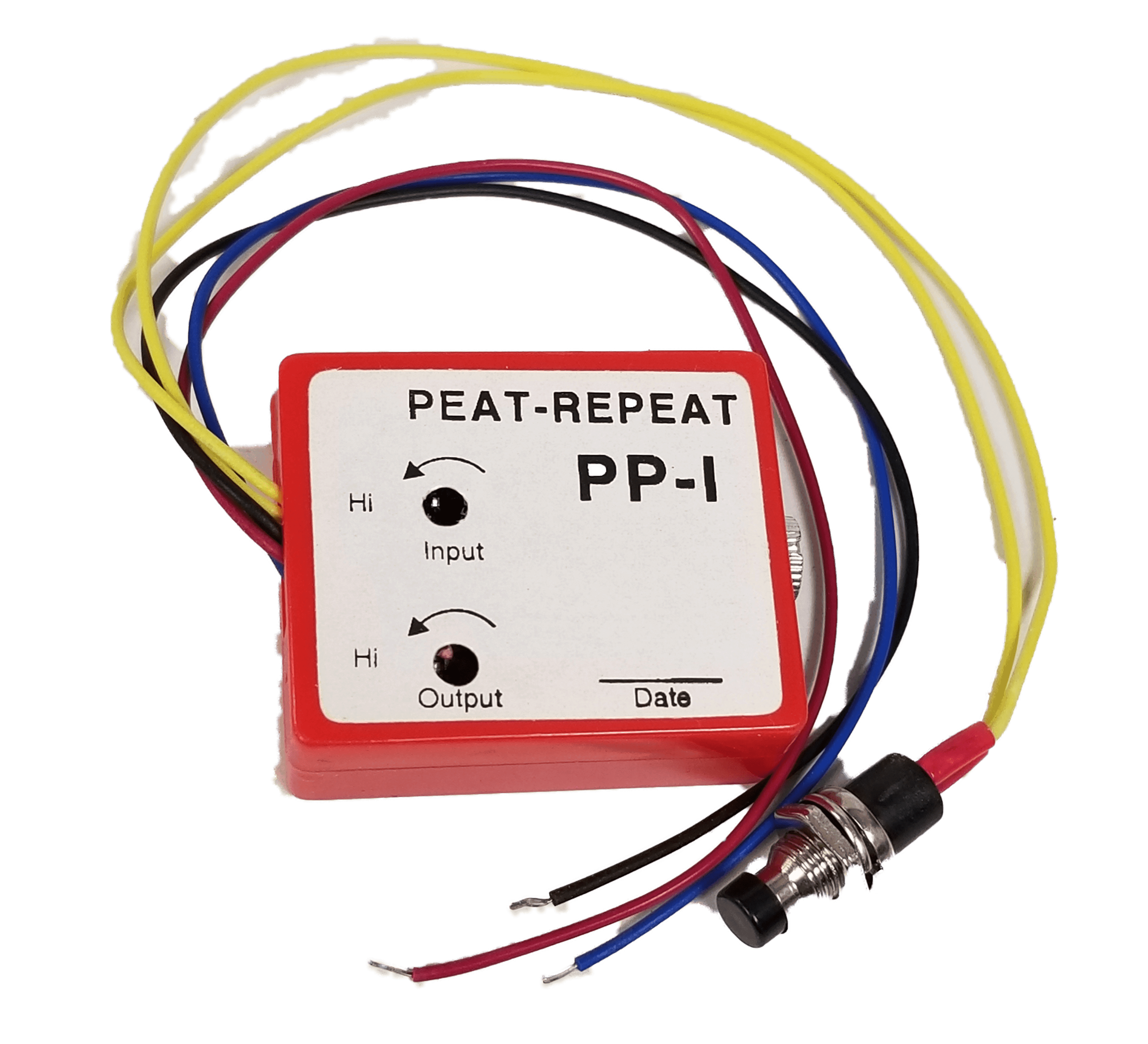 PP1 - Twinpoint Peat / Repeat Sound Module With 20 Second Record