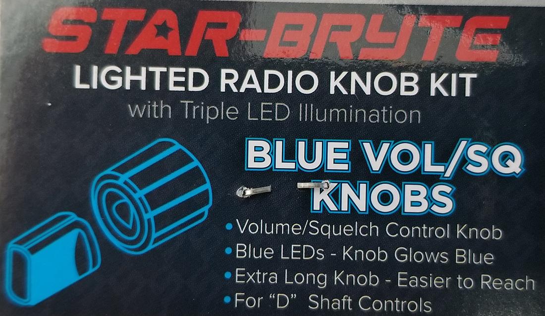 SRNK1X - Nitro Knob Channel Selectors (Multiple Color Options)
